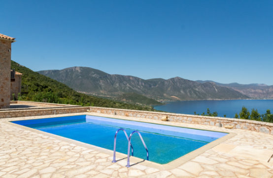 Villa with Swimming Pool – Poulithra, Leonidio, East Peloponnese