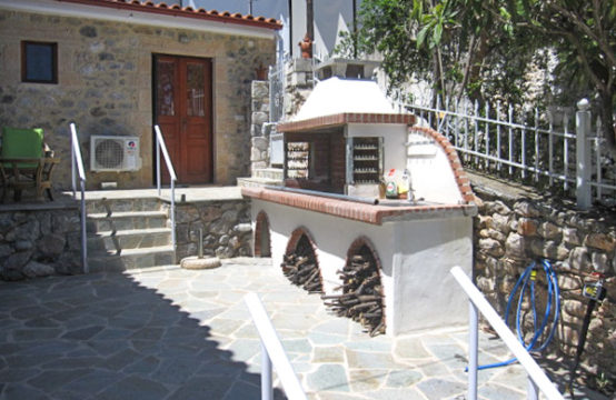 East Peloponnese – Renovated Stone House of 125 sqm, Tyros