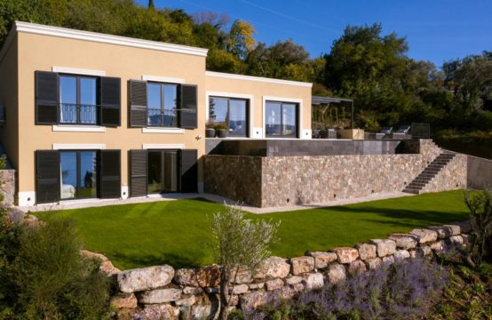 Boka bay – Tivat – Luxury stone villa – Swimming pool- Sea vieuw