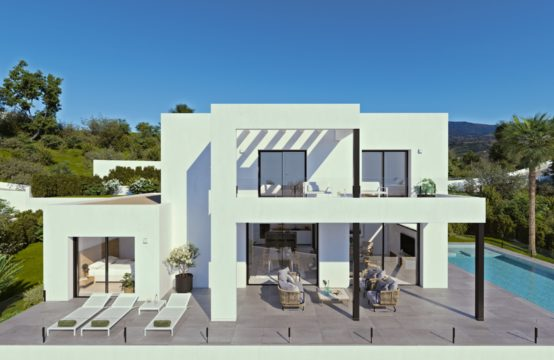 Moraira – Beautifull villa – Sea vieuw – Swimming pool