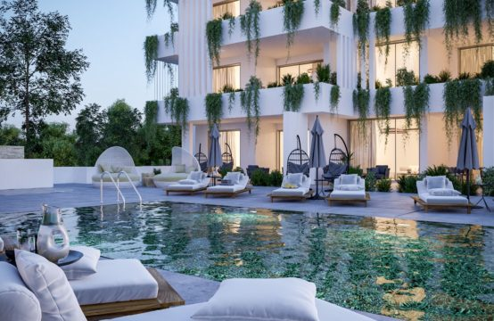 DOWNTOWN PARK development -Kings Avenue in the very heart of Kato Paphos